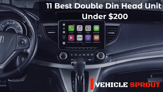 Best Double Din Head units under $200