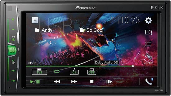 Best double din head unit under $200