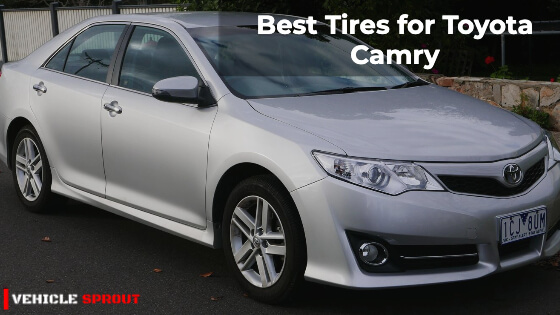 10 Best tires for Toyota Camry in 2021